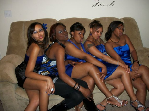 angel affair pic of me and the girls